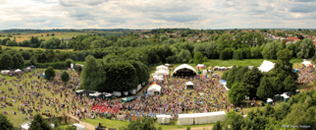 ROTW panoramic shot of ROTW2008, thanks to Apex Images